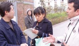 四川地震の被災地復興状況現地調査
