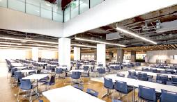 グラン・テーブル(学生食堂1)