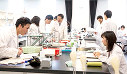 化学実験室